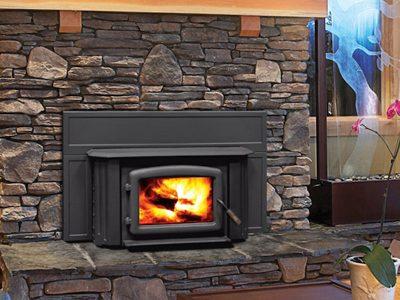 Enviro Kodiak 1200 Wood Fireplace Insert Installation Kanata Ontario