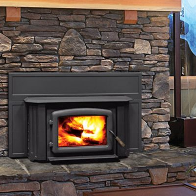 Enviro Kodiak 1200 Wood Fireplace Insert Installation Kanata Ontario
