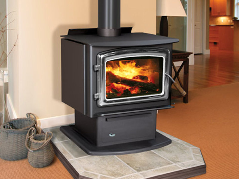 Enviro Kodiak 1200 Wood Stove Top Hat Home Comfort