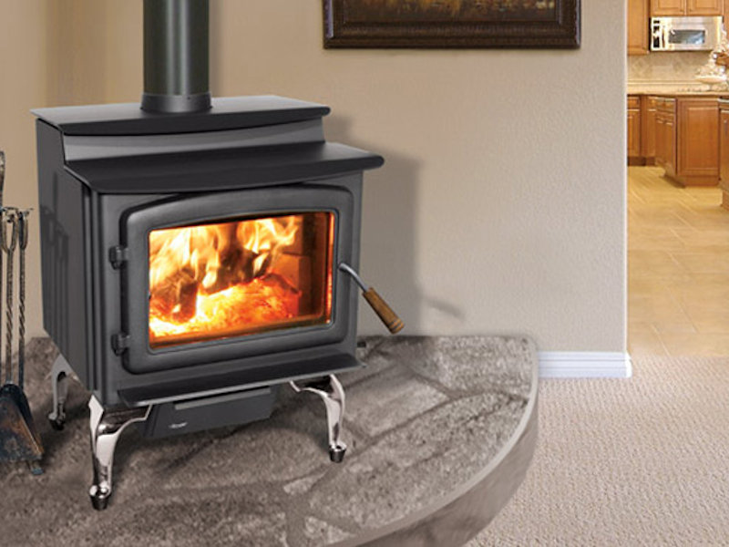 Enviro Kodiak 1200 Wood Stove Top Hat Home Comfort