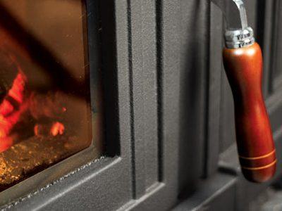 Enviro Cabello 1700 Wood Burning Fireplace Insert Installation Osgood Ontario