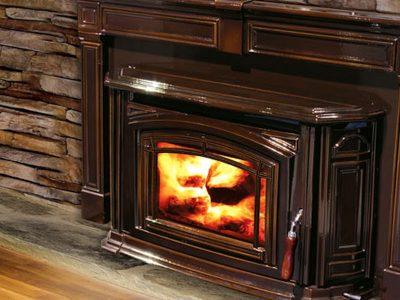 Enviro Boston 1700 Wood Fireplace Insert Installed Stittsville Ontario