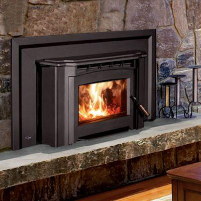 Enviro Venice 1700 Wood Burning Insert Installed Stittsville Ontario