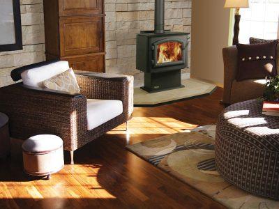 Quadra-Fire 4300 EPA Wood Stove Install | Ottawa Carleton