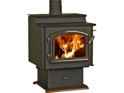 Quadra-Fire 4300 Steel Step Top Wood Stoves | Ottawa | Carleton Place