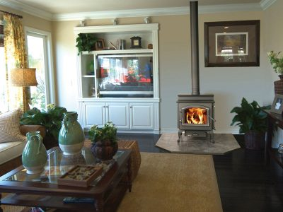 Quadra-Fire 4300 Step Top Wood Stove | Ottawa | Carleton Place