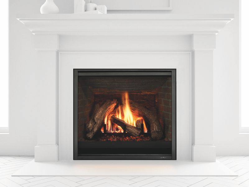 Heat Amp Glo 6000 Series Gas Fireplace Top Hat Home