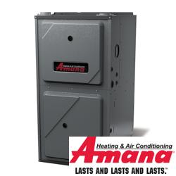 Amana High Efficiency Gas Furnace