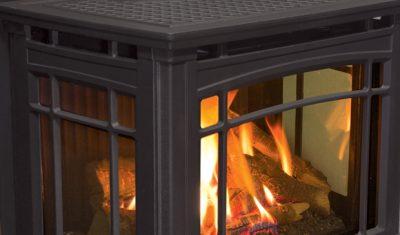 Enviro Berkeley Cast Iron Gas Stove Sales | Gas Stove Prices in Ottawa