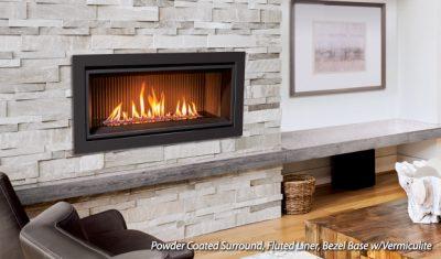 Enviro C34 Linear Gas Fireplace | Manotick Ontario