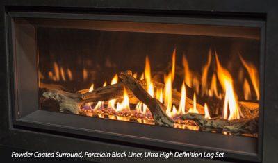 Enviro C34 Wide Gas Fireplace Installation | Ottawa Orleans