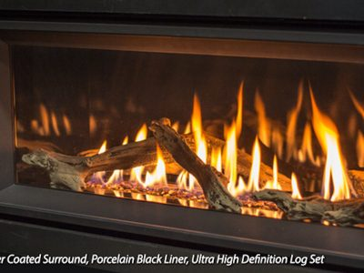 Enviro C34 Linear Gas Fireplace Driftwood Sales & Service Ottawa