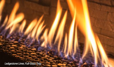 Enviro C34 Contemporary Gas Fireplace Installations | Ottawa