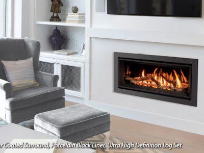 Enviro C34 Linear Gas Fireplace Installation Ottawa Carleton