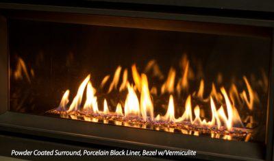Enviro C34 Modern Gas Fireplace | Ottawa