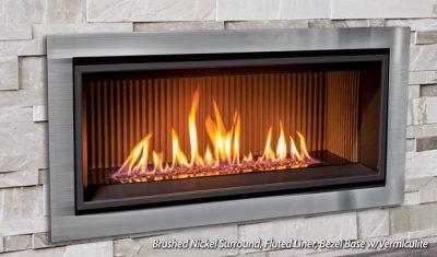Enviro C34 Linear Gas Fireplace Installation | Ottawa