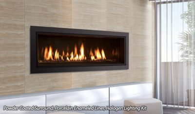 Enviro C44 Linear Gas Fireplace Payments | Ottawa Orleans