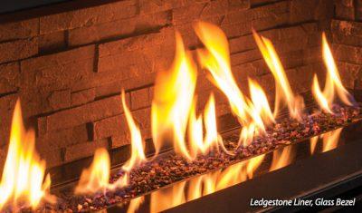 Enviro C44 Modern Linear Gas Fireplace Store | Ottawa Orleans
