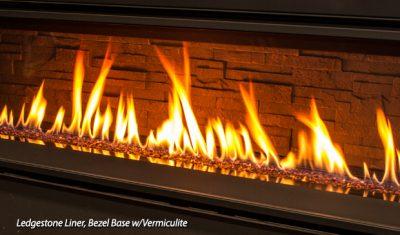 Enviro C60 Modern Gas Fireplace Install | Kemptville Ontario