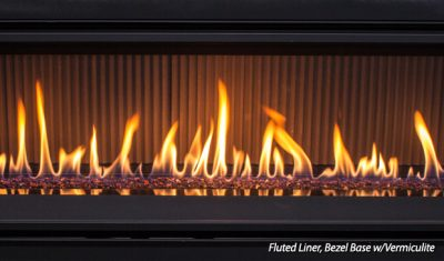 Enviro C60 Modern Gas Fireplace Showroom | Kemptville Ontario