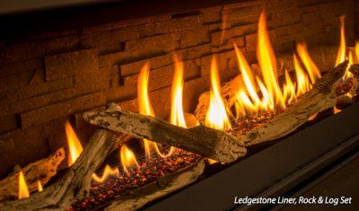Enviro C60 Modern Linear Gas Fireplace | Manotick Ontario