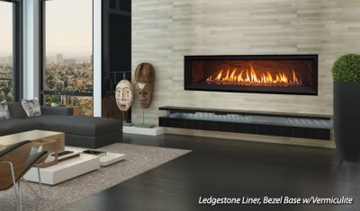 Enviro C60 Linear Gas Fireplace | Manotick Ontario