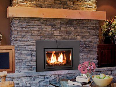Enviro E20 | Small Gas Fireplace Insert | Install | Ottawa