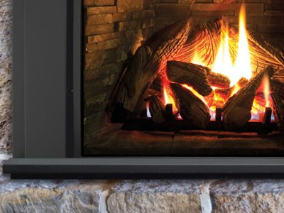 Enviro E44 Gas Fireplace Insert Installation in Ottawa