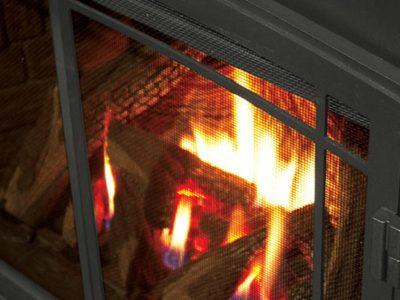 Enviro E44 Gas Fireplace Insert Front - Ottawa Gas Insert Installation