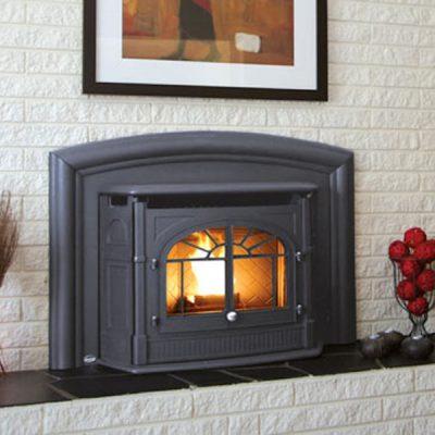Buy Enviro Empress Cast Iron Pellet Burning Fireplace Insert Ottawa