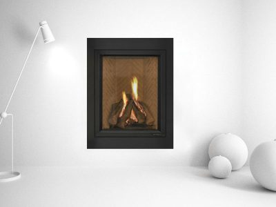 Heat & Glo | Everest Gas Fireplace | Vertical Gas Fireplace Cost | Ottawa | Carleton Place | Perth