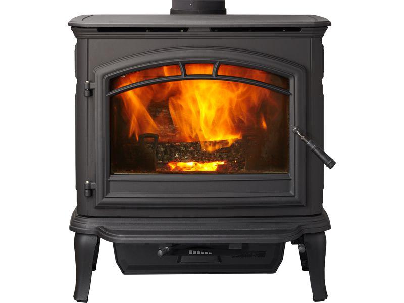 Quadra Fire Explorer I Wood Stove Top Hat Home Comfort