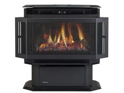 Quadra-Fire | Hudson Bay Gas Stove