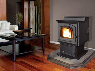 Enviro M55 Wood Pellet Stove Heating Ottawa Carleton