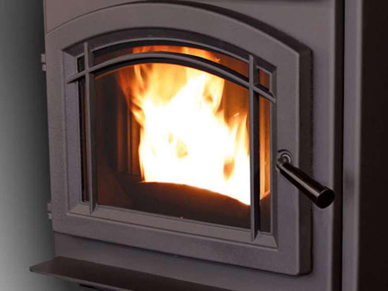 Enviro M55 Pellet Stove Top Hat Home Comfort Services