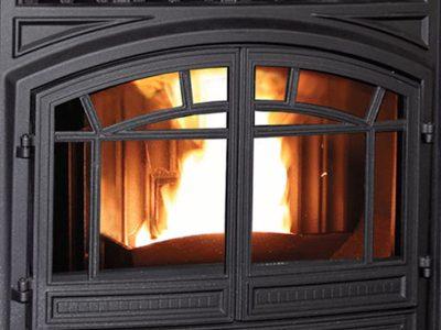 Enviro M55 Pellet Fireplace Insert Installed in Ottawa Carleton