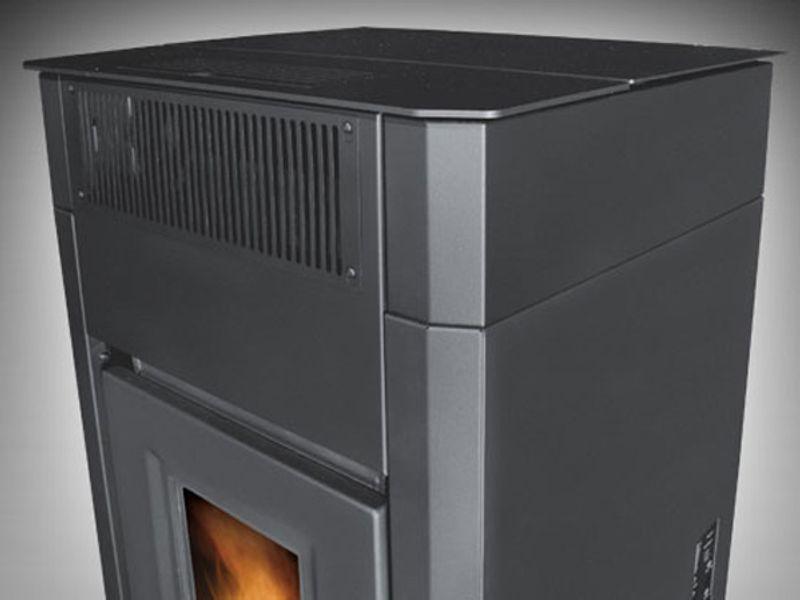 Enviro | MAXX Pellet Stove | Top Hat Home Comfort Services