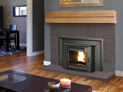 Enviro Milan Pellet Burning Insert Sales Ottawa