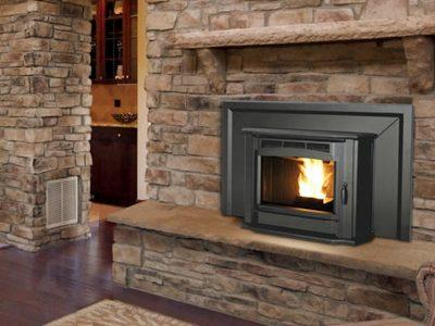 Enviro Milan Pellet Wood Fireplace Insert Install - Ottawa