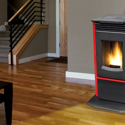 Enviro P3 Wood Pellet Burning Stove Installation Manotick Ontario