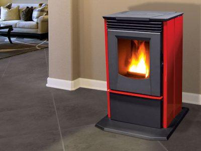 Enviro P4 Pellet Stove Heating System Installation Ottawa