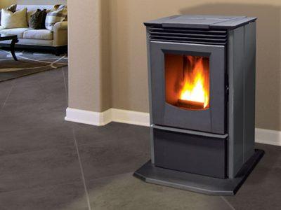 Enviro P4 Wood Pellet Stove Heating System Installation Ottawa