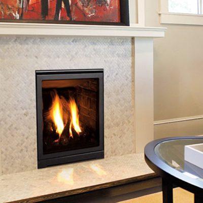 Enviro Q1 Portrait Gas Fireplace Insert Sales & Installation Ottawa Carleton