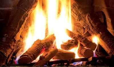 Enviro Q4 Large Gas Fireplace Install   Ottawa Orleans Ontario