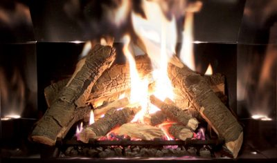 Enviro Q4 Large Gas Fireplace Install   Ottawa Ontario