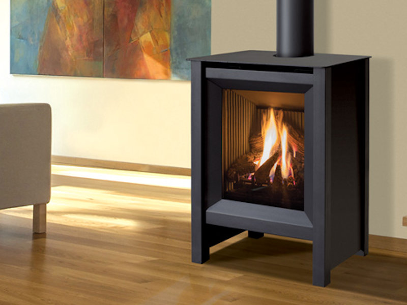 Enviro S20 Freestanding Gas Stove Small Gas Stove For