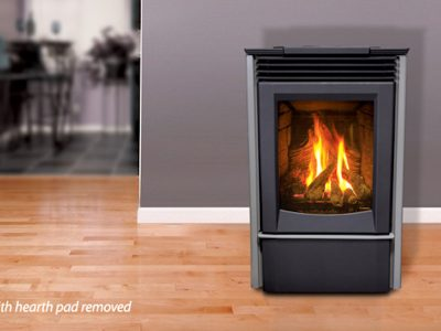 Enviro S30 Medium Size Gas Stove Prices & Installation Ottawa