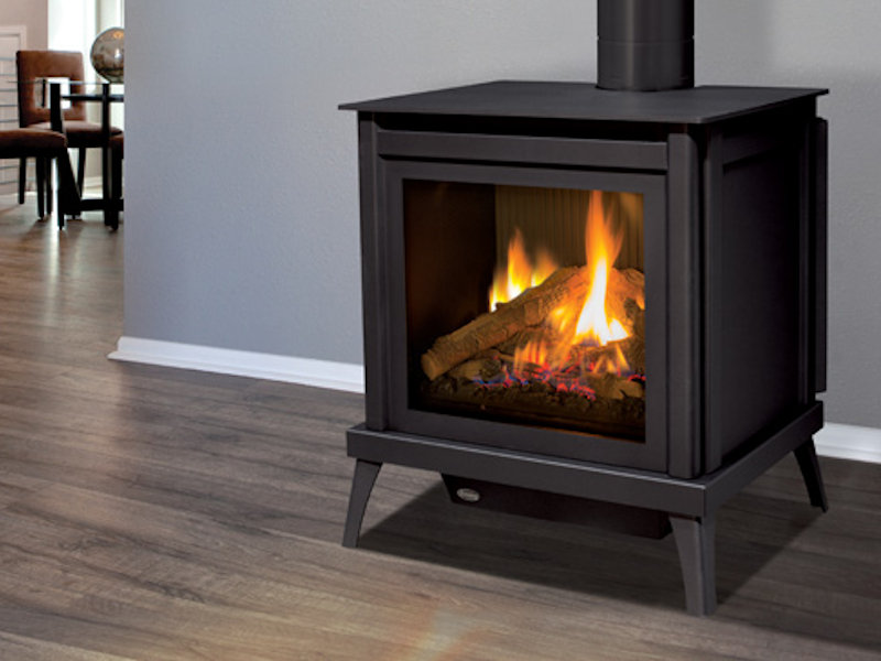 Enviro S40 Gas Stove Freestanding Gas Stove Installations Ottawa On