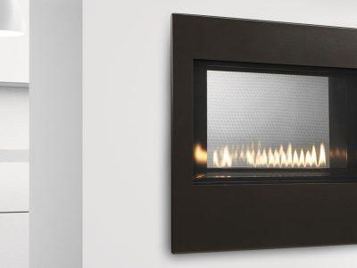 Heat & Glo | ST-550TM See-Through Gas Fireplace | 2-Sided Propane Gas Fireplace Sales Service | Ottawa | Carleton Place | Perth