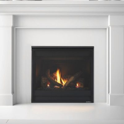 Fusion Gas Fireplace Installation - Carleton Place - Perth